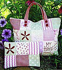 My Things Tote Bag Pattern