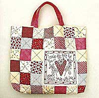 Quilt Giving Bag Pattern