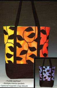 Tangletown Tote Bag Pattern