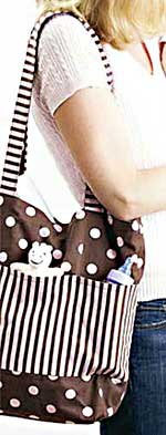 Double Duty Diaper Bag Pattern *