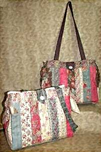 Ashley Tote Bag Pattern