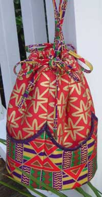 Cordicella Bag Pattern *