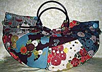Half Moon Tote and Purse Pattern