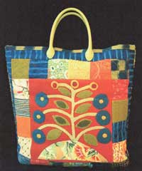 Mimosa Tote Bag Pattern