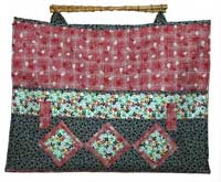 The Quilter's Carry-All Tote Pattern