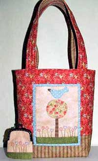 Bluebird Bag & Purse Pattern