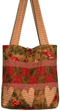 Sugar N Spice Bag Pattern