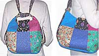 Carol's Convertible Purse Pattern