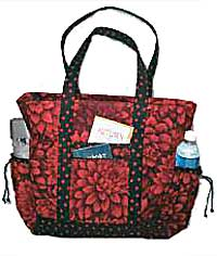 Professional Tote Pattern by The Creative Thimble