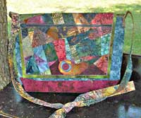 Kwik Krazy Messenger Bag Pattern