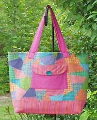 Kwik Krazy Tote Bag Pattern
