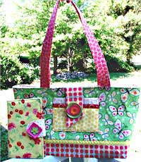 Kwik Metro Bag Pattern
