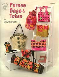 Purses, Bags, and Totes Pattern Booklet *