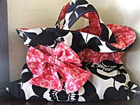 Jumbo Glam Bag Pattern