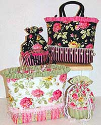 Girly Girl Bag Pattern