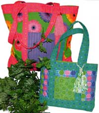 The Joy of Sacks Tote Bag Pattern
