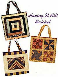 Having It All Satchel Pattern