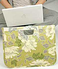 Covered Up! Laptop Satchel! Pattern