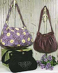 Hippie Shoulder Bag Pattern 41