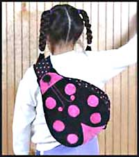 Buggy Backpacks Pattern Booklet *