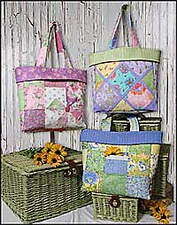 Charming Totes 3 Pattern