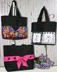 Cover-All Tote Pattern
