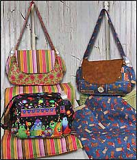 Haute Mama Diaper Bag Pattern