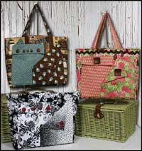 Pockets A Plenty Tote Pattern