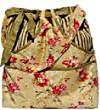 Seven Pocket Bag Pattern
