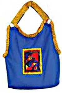 T Shirt Bag Pattern