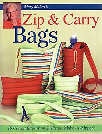 Zip and Carry Bag Patterns Book