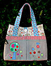 Flower Garden Bag Pattern