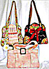 Claudia + Vintage Bow and Bead Bags Pattern *