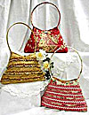 Frilly Milly Bag Pattern *
