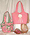 Sweet Heart Bag Pattern *