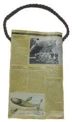 magazine purse