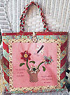Beloved Blooms Tote Bag Pattern