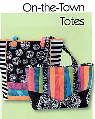 On The Town Totes Pattern