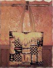 Patchwork Buffalo Bag Pattern