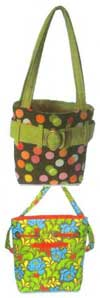 The Trendy Tote With A Twist Pattern *