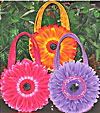 Daisy Basket Mini Tote Pattern