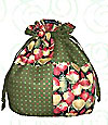Mini Drawstring Tote Pattern