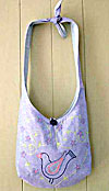 Gentle Dove Hobo Bag Pattern *