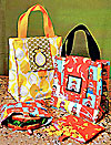 The Eco-Luncher Lunch Bag Set Pattern *